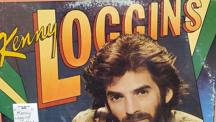 Kenny Loggins - High Adventure - Record