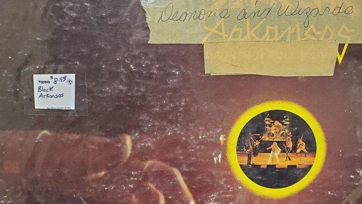 Black Arkansas - Vintage Vinyl