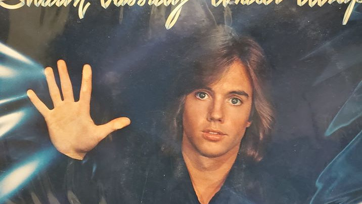 Shaun Cassidy - Under Wraps - Record