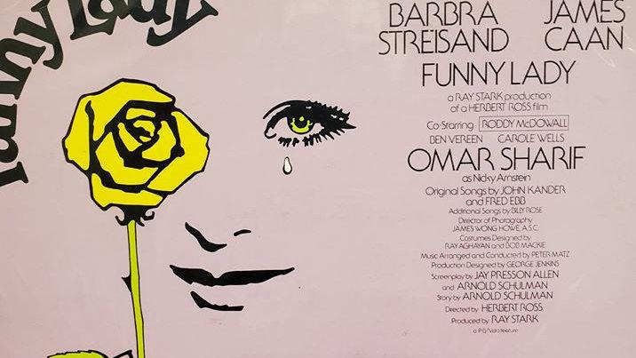 Barbra Streisand - Funny Lady - Record