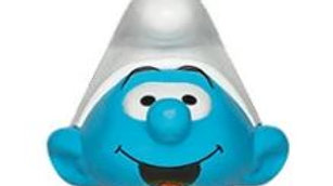Smurf PEZ Includes 2 PEZ Candy Refills