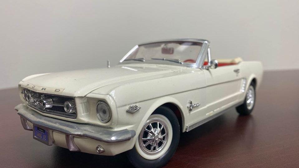 Beautiful 1965 Mustang Convertible