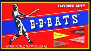 BB Bats Taffy