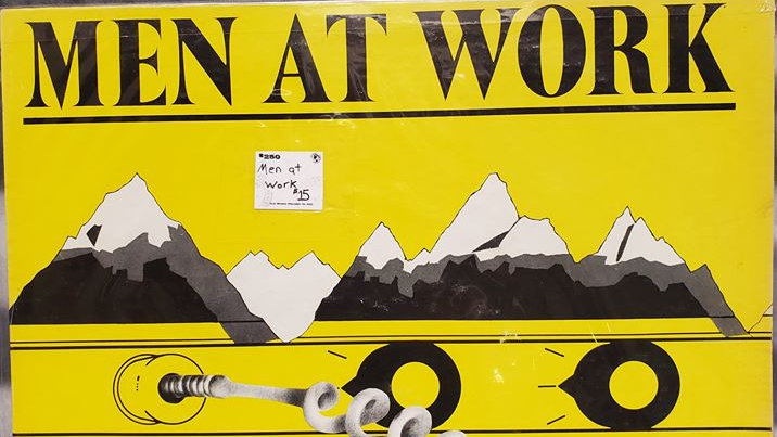 Men at Work - Business as Usual - Record