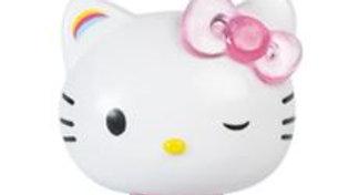 Hello Kitty Rainbow PEZ Includes 2 PEZ Candy Refills