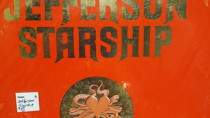 Jefferson Starship - Red Octopus - Record