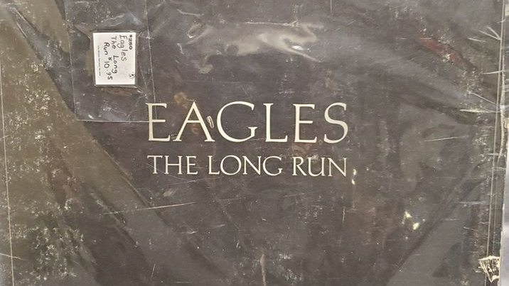The Eagles-The Long Run - Record