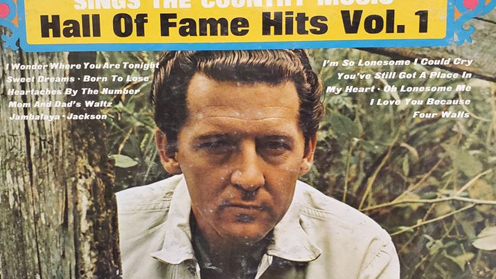 Jerry Lee Lewis - Hall of Fame Hits - Record