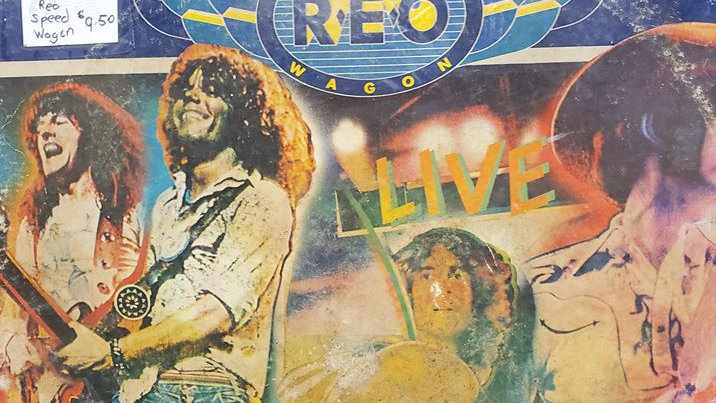 REO Speedwagon - You Get What You Play For - Record