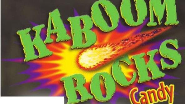 KABOOM ROCKS CANDY