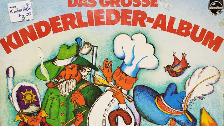 Das Grosse Kinderlieder-Album