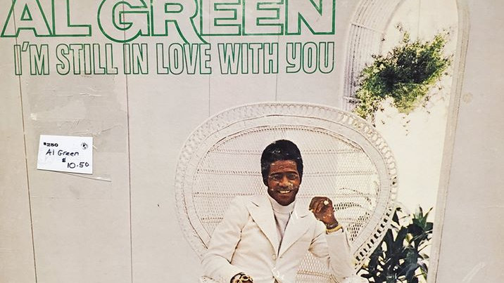 Al Green - I'm Still in Love With You! - Record