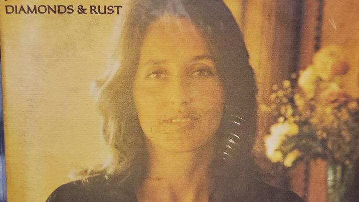 Joan Baez - Diamonds & Rust - Record