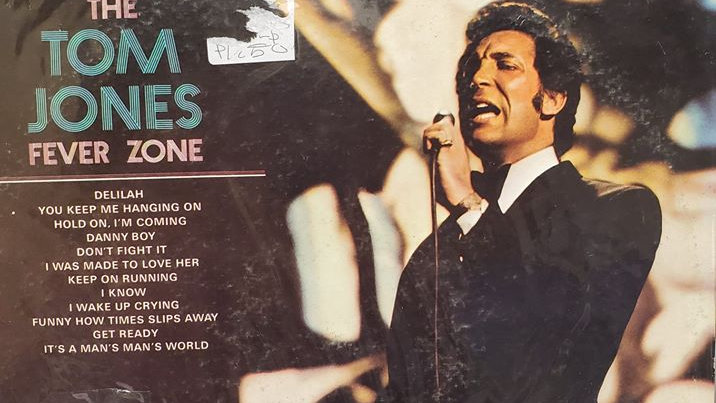 Tom Jones - Fever Zone - Record