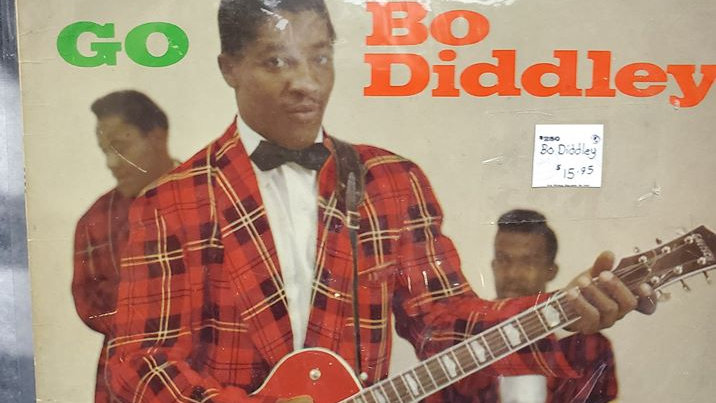 Bo Diddley - GO - Record