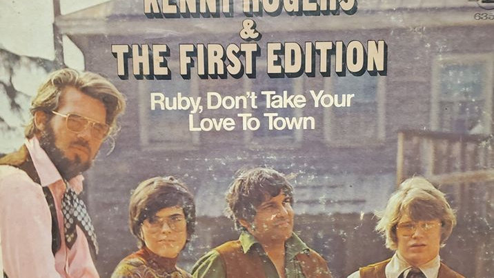 Kenny Rogers & The First Edition - Record