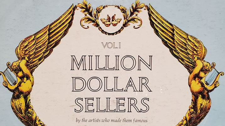 Million Dollar Sellers - Longines Symphonette - Record