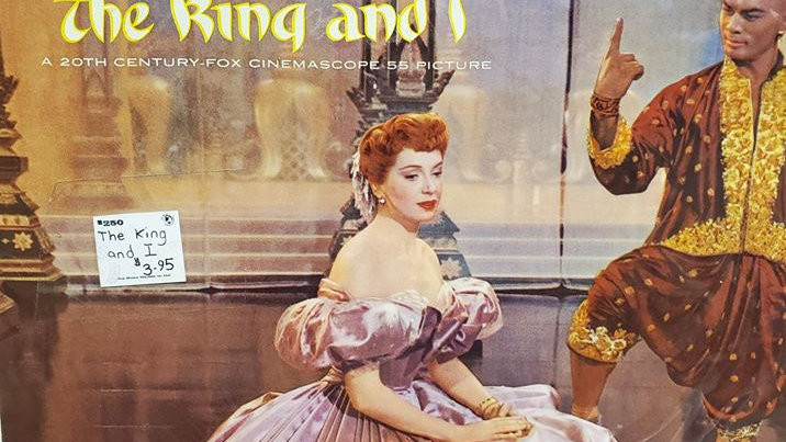 The King & I - Sound Track - Record