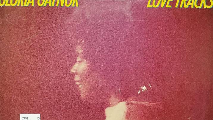 Gloria Gaynor - Love Tracks - Record