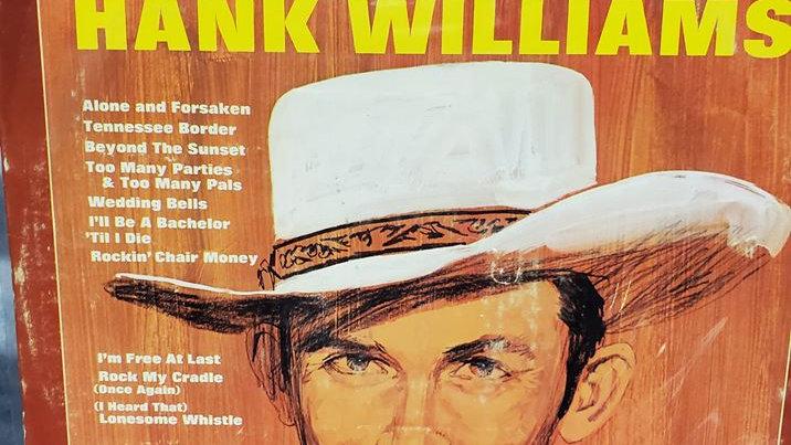 Hank Williams - Record