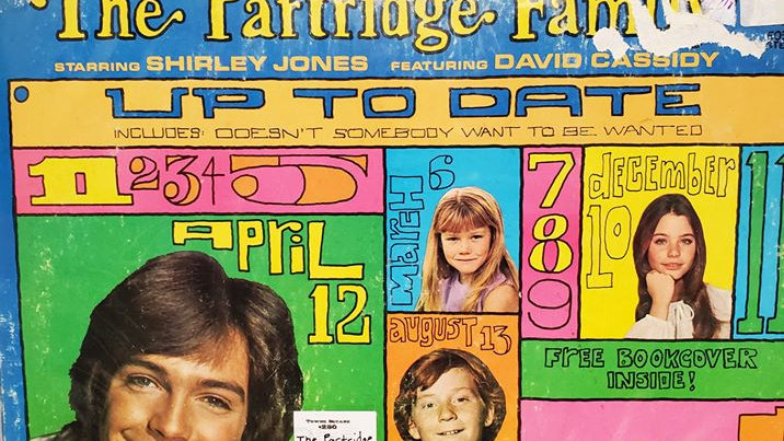 The Partridge Family - Record