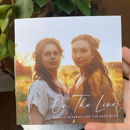 'On The Line' album