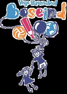 logo basisschool Boseind