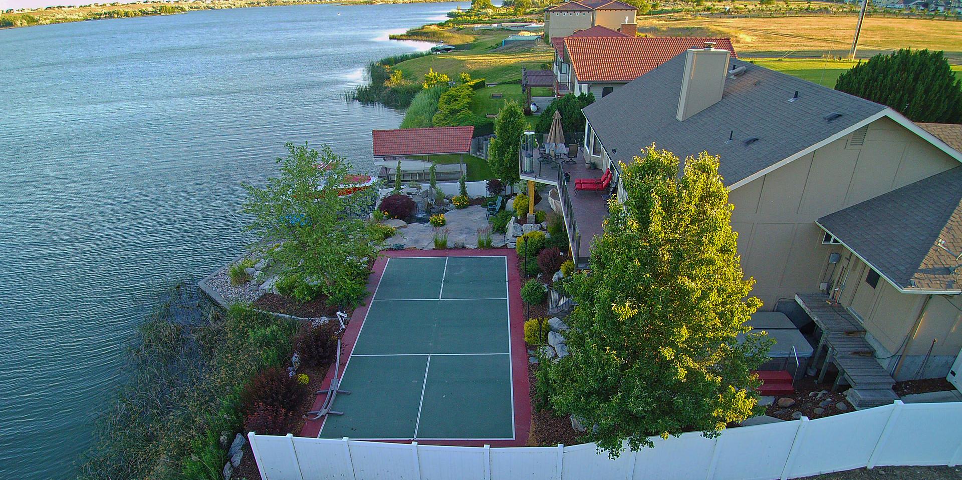 A waterfront Moses Lake home