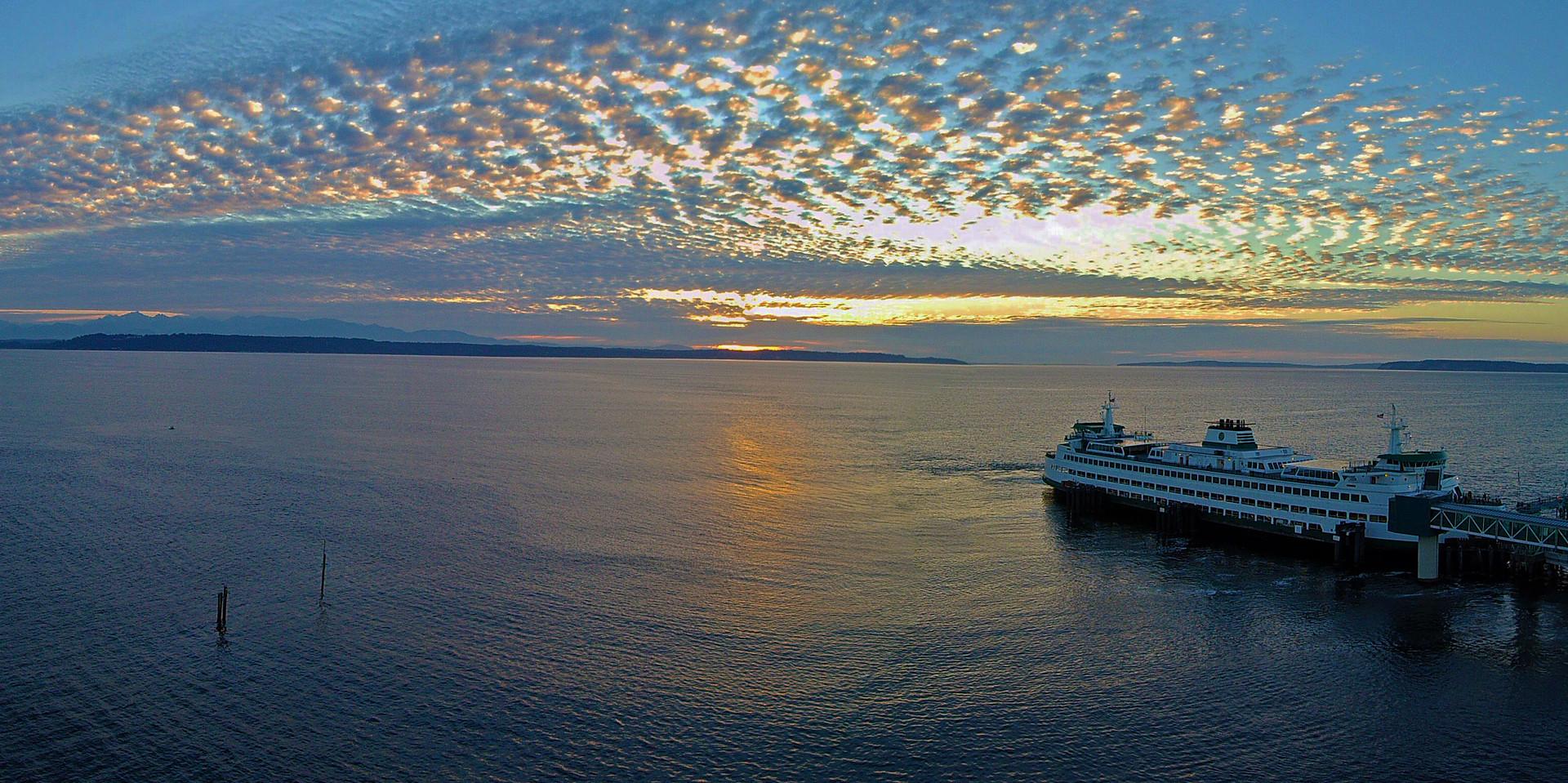 Western Washington - Edmonds Waterfront