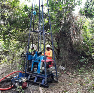 Geotechnical Investigation for MGPC 500 kV TL Project