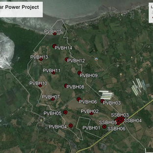 Calabanga 74MWP Solar Power Project