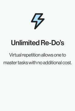 Unlimited Re-Do's