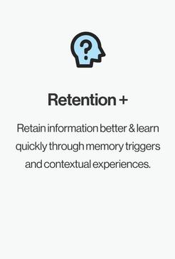 Retention+