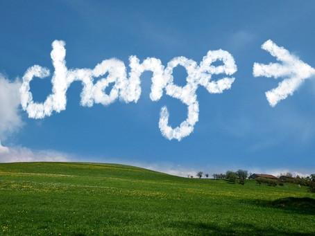 Pourquoi changer en temps de crise?