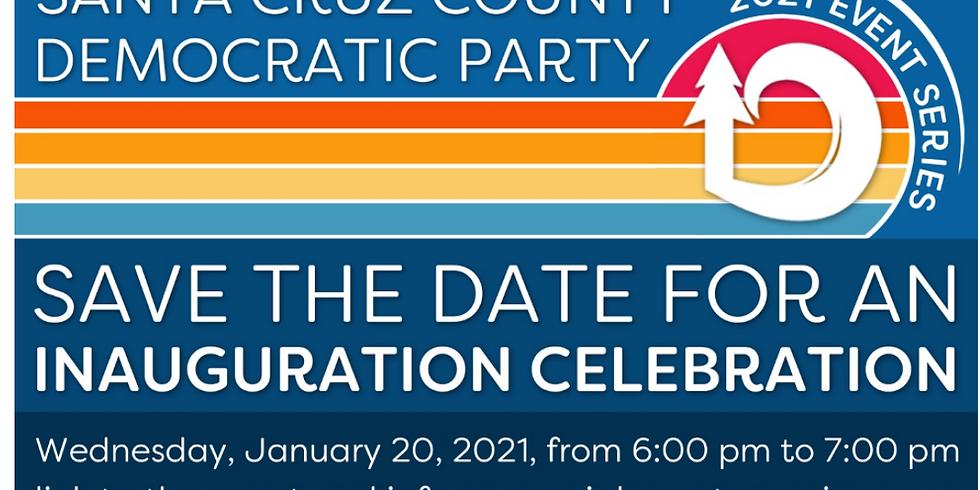 Santa Cruz DCC Inauguration Celebration