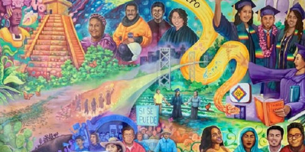 Generational Activism in Chicanx and Latinx Art Symposium