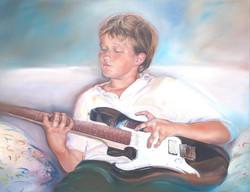 Son Jack aged 5