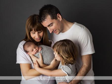 ¿Quieres saber como es una sesión de recién nacido? - Sesión newborn Valencia