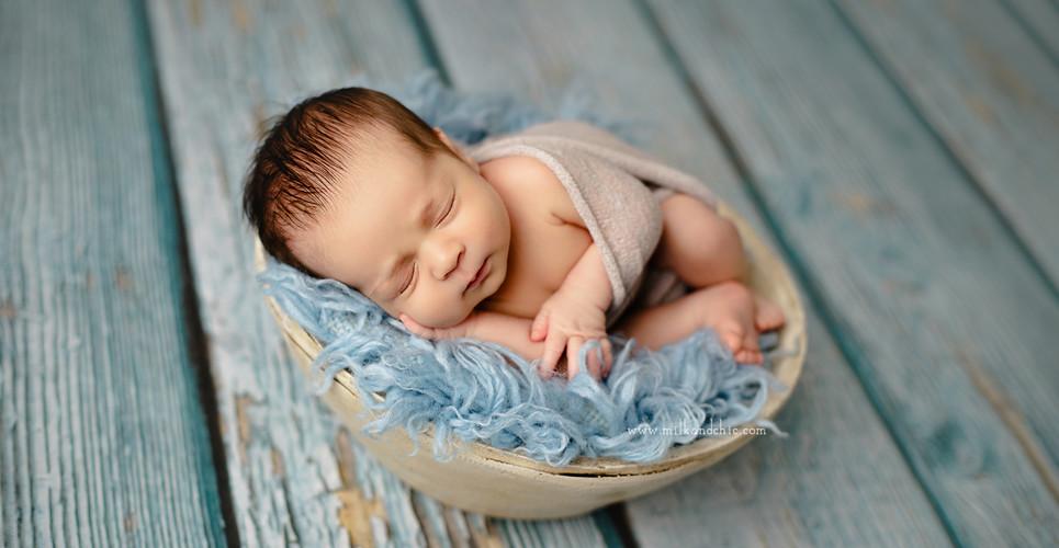 Reportaje newborn Valencia