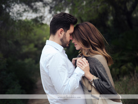 Dulce espera - Sesión de embarazo en exteriores - Valencia