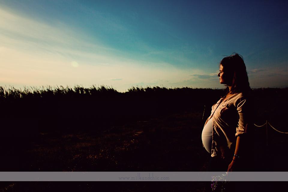 reportaje de embarazo Valencia