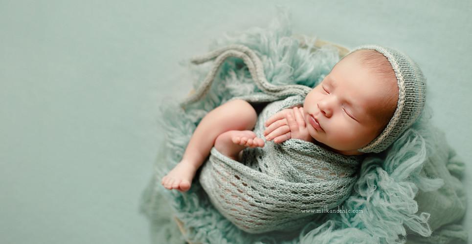 Sesión recién nacido Valencia