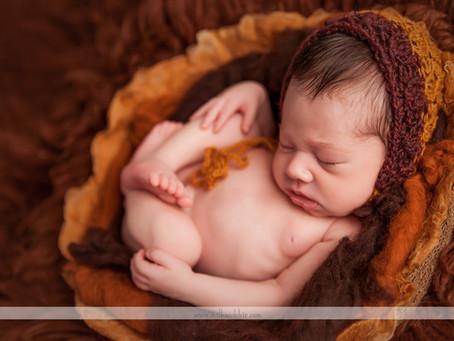 Iker - reportaje de recién nacido en Valencia