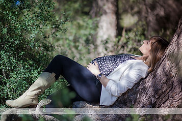sesión de fotos embarazo valencia