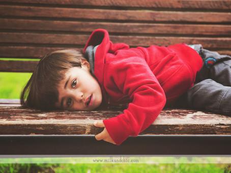 Marc, sesión de niño en exteriores, Valencia