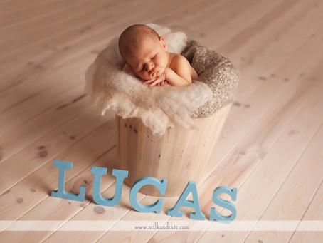 Lucas - reportaje de recién nacido en Valencia