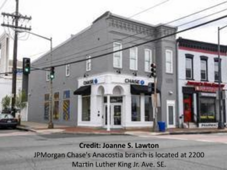 JPMorgan Chase to fund D.C. birthing center as part of $30B racial equity effort