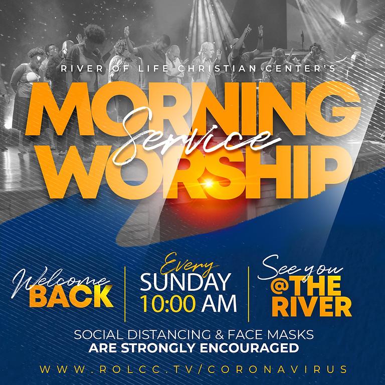 ROLCC Sunday Service - Orlando, FL