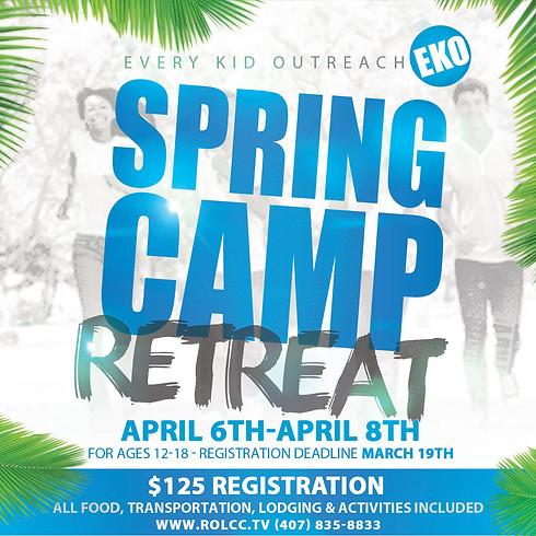 EKO Spring Camp Retreat