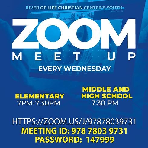 Youth ZOOM Meetup